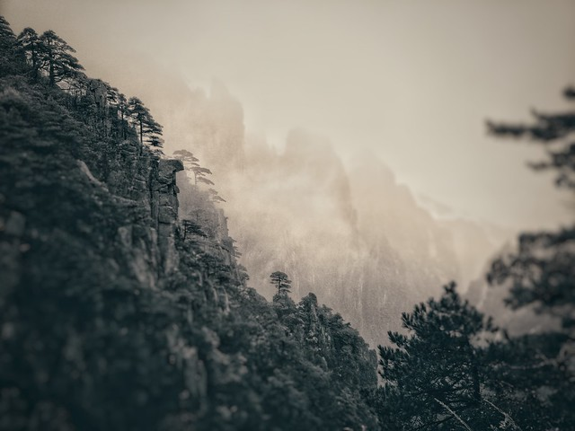 The Legends of Huangshan