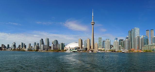 Toronto. A wider view.