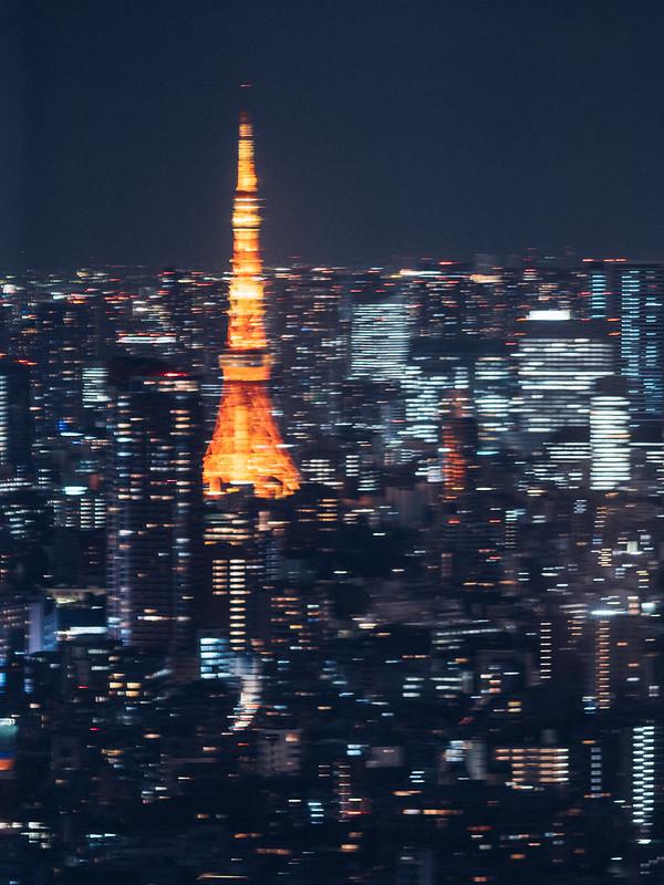 東京鐵塔|Toky tower