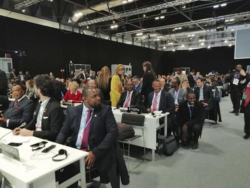 Venezuela participa en Conferencia de las Naciones Unidas sobre Cambio Climático