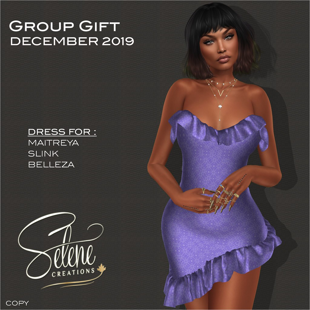 [Selene Creations] group gift december 2019