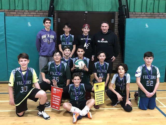 2019-20 Elementary Boy's Volleyball Championships