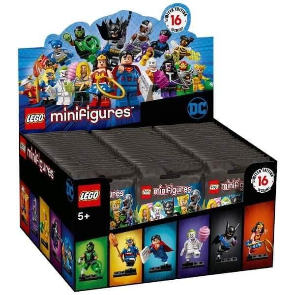 從大人氣英雄到超冷門惡棍都有收錄! LEGO 71026 DC Comics【DC 超級英雄人偶抽抽包】DC Super Heroes Minifigures 情報公開