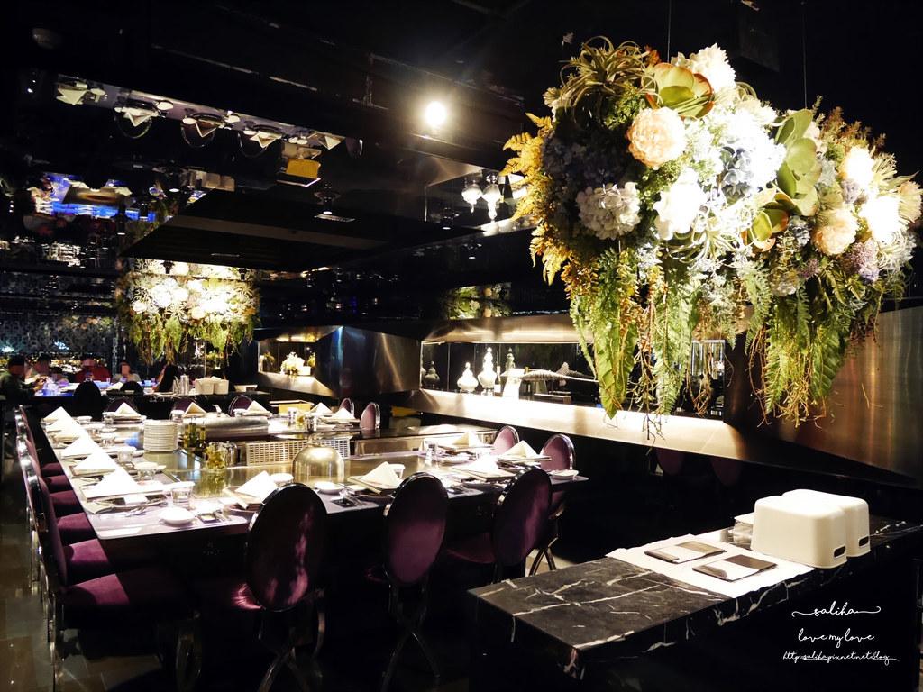 台北東區Mosun墨賞新鐵板料理餐廳浪漫氣氛好約會餐廳推薦壽星優惠 (2)
