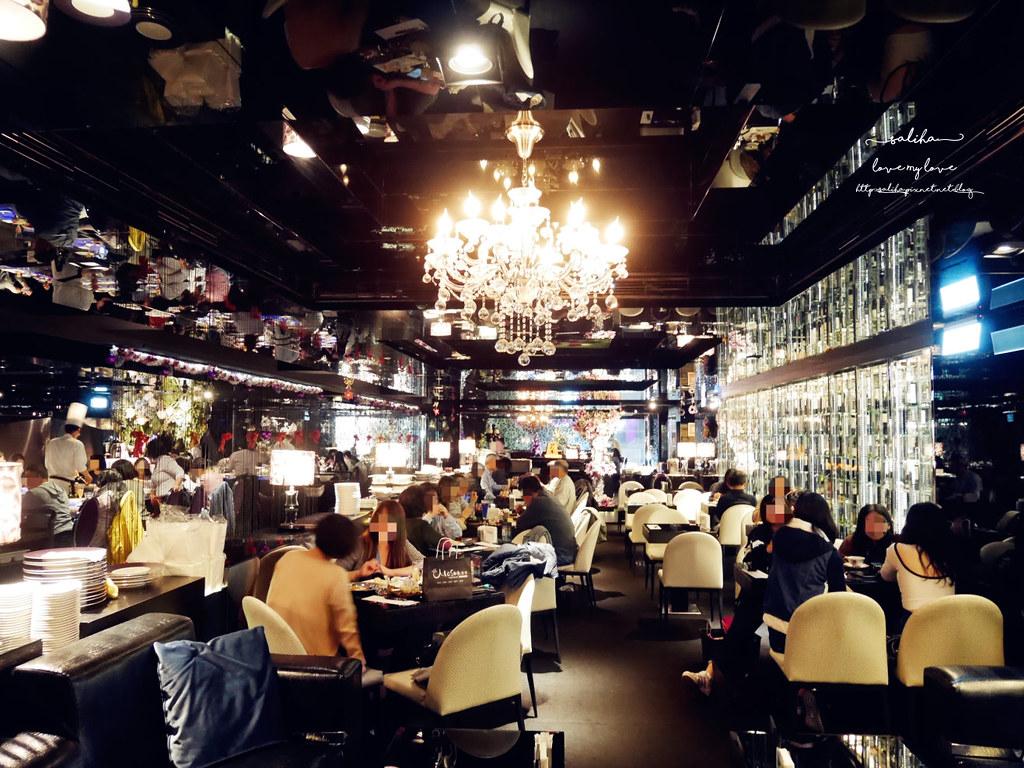 台北東區Mosun墨賞新鐵板料理餐廳浪漫氣氛好約會生日慶生壽星優惠 (5)