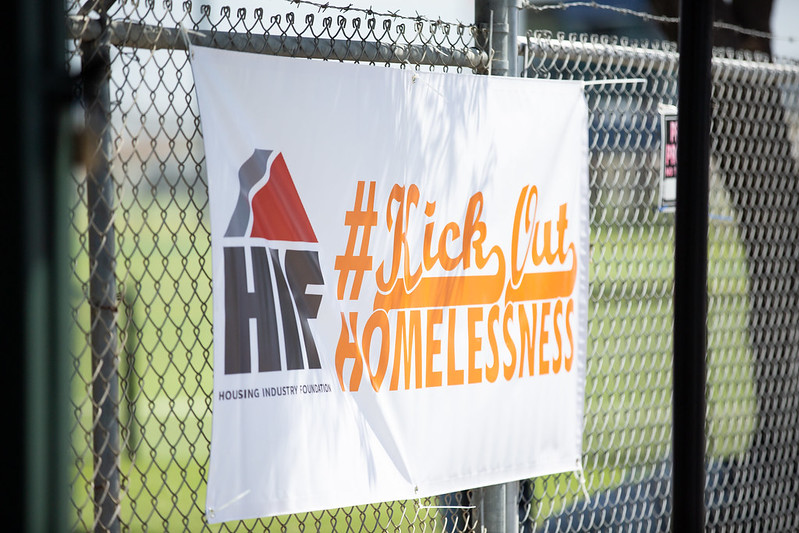 Kicking Out Homelessness