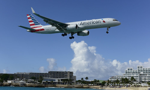 American Airlines B757 ~ N173AN