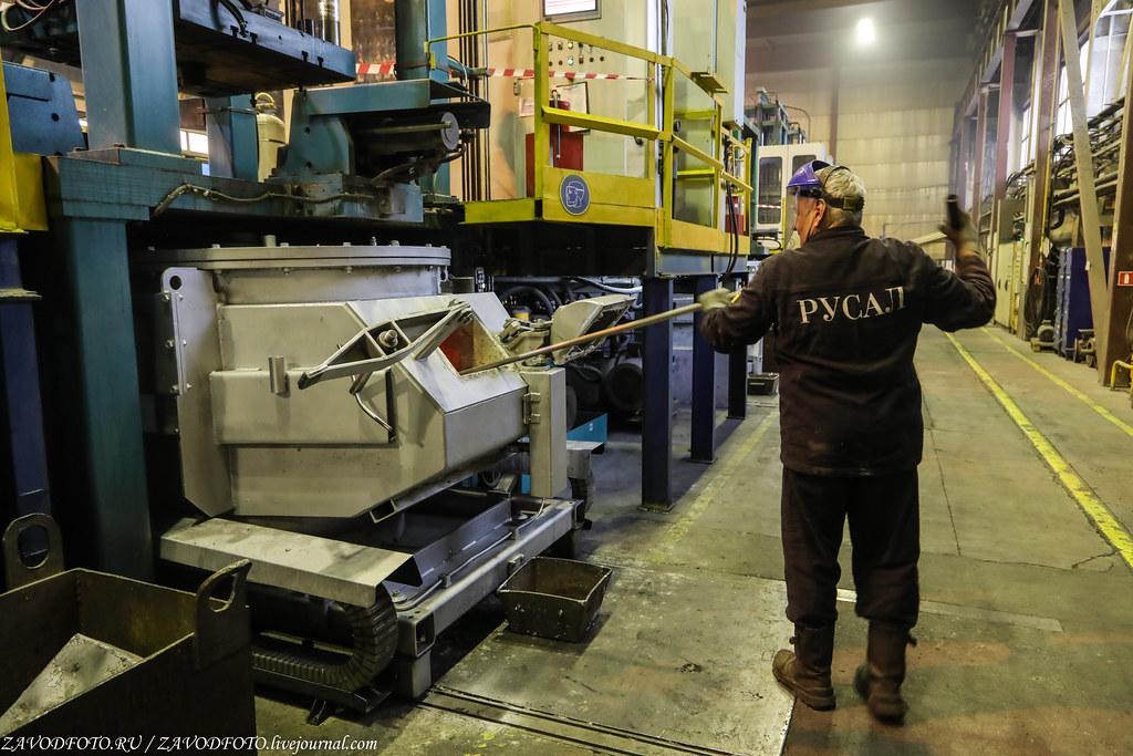Как делают литые алюминиевые диски на заводе ЛМЗ «СКАД» 999A7751