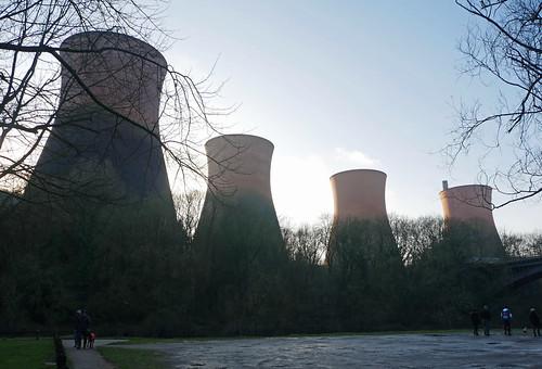 Cooling Towers Ironbridge