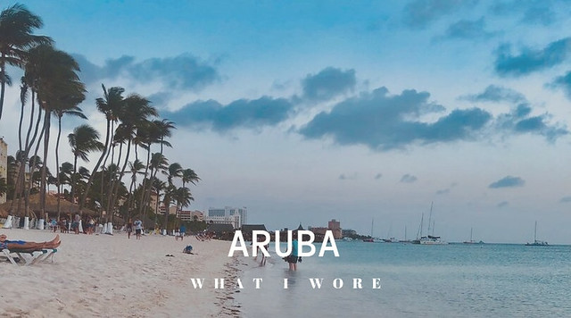 Aruba Lookbook Tanvii.com