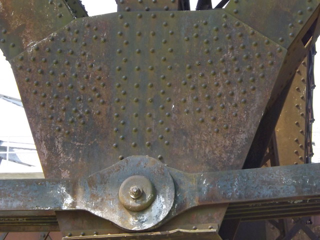 Rivets and steel