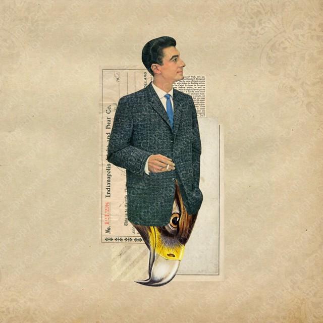 Collage #1928 - Verkauft / Sold