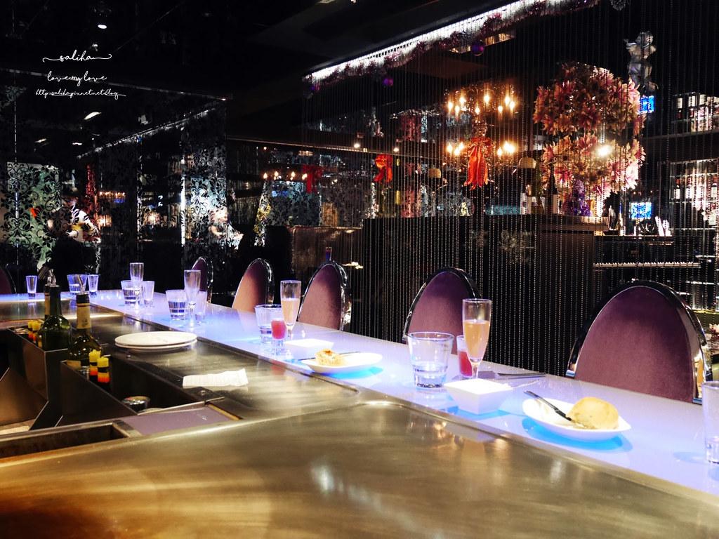 台北東區Mosun墨賞新鐵板料理餐廳浪漫氣氛好約會餐廳推薦壽星優惠 (1)