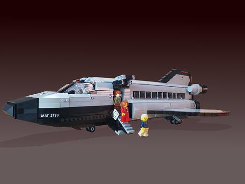SpaceShuttleBus