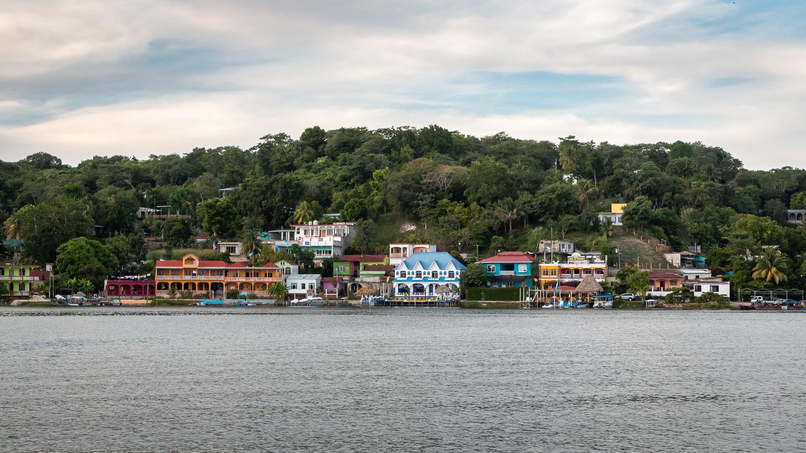 Flores - Peten - [Guatemala]
