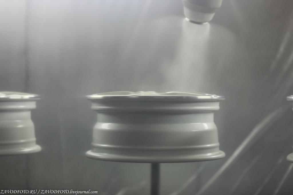 Как делают литые алюминиевые диски на заводе ЛМЗ «СКАД» IMG_5784
