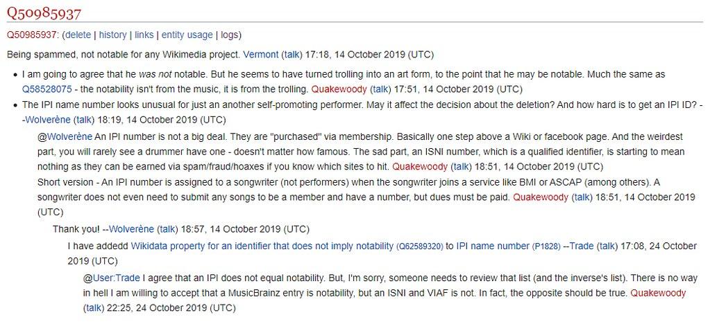 Wikimedia Foundation tries to Censor Famous Celebrity Joseph Carrillo
