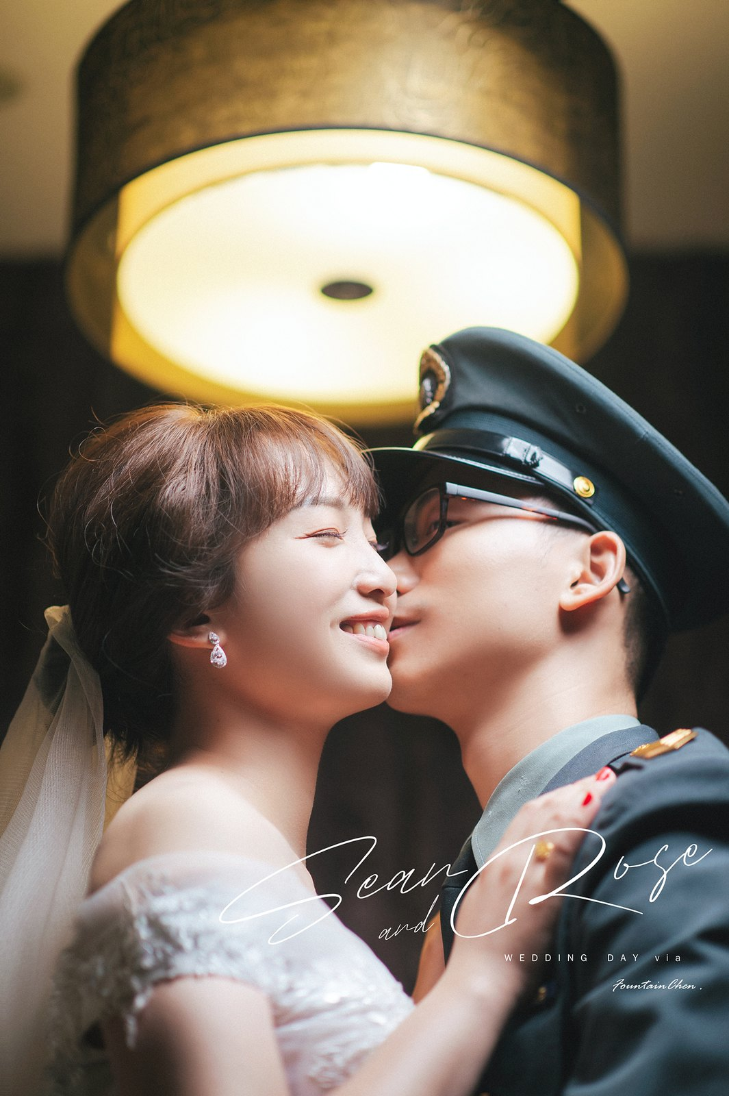 【婚攝】Sean & Rose / 板橋彭園