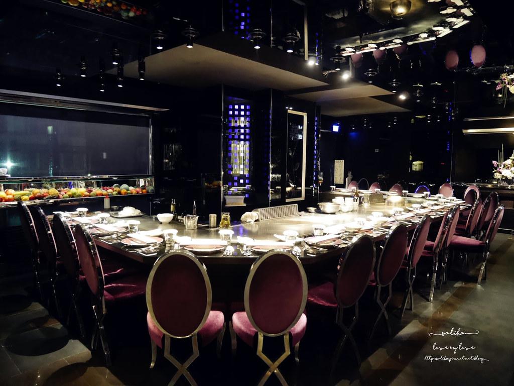 台北東區Mosun墨賞新鐵板料理餐廳浪漫氣氛好約會生日慶生壽星優惠 (4)
