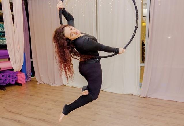 5471 Roaa Al Sahhaf, the first Saudi female circus performer 06