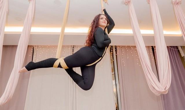 5471 Roaa Al Sahhaf, the first Saudi female circus performer 04