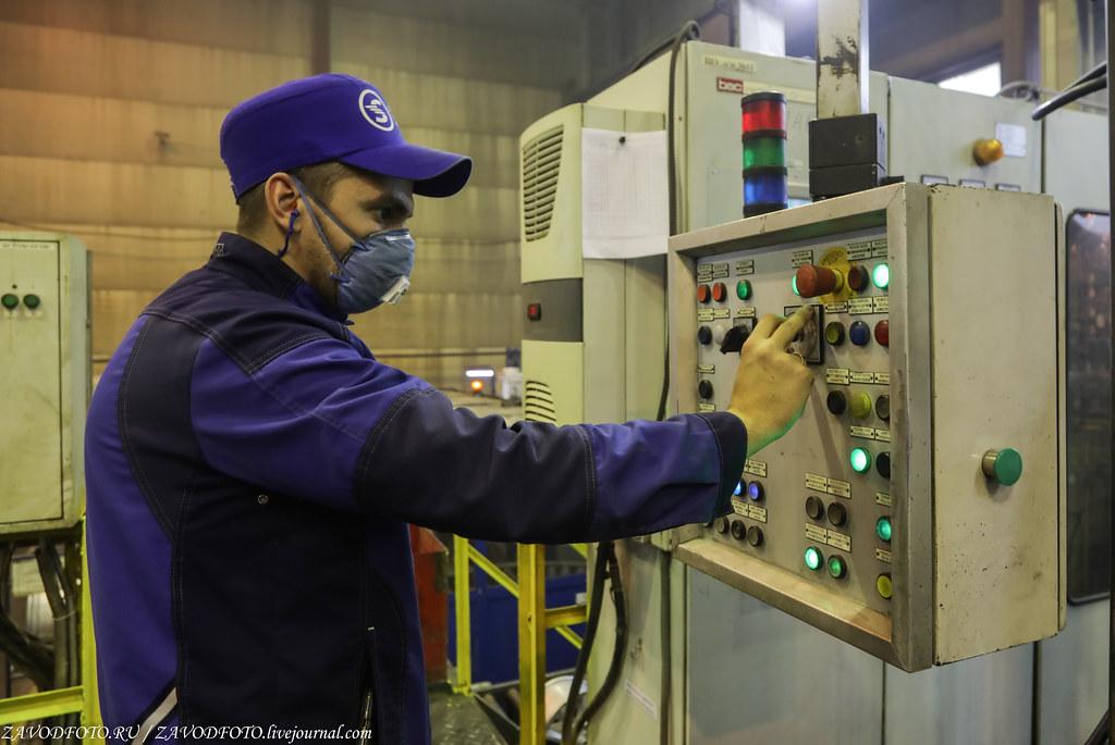 Как делают литые алюминиевые диски на заводе ЛМЗ «СКАД» 999A7901