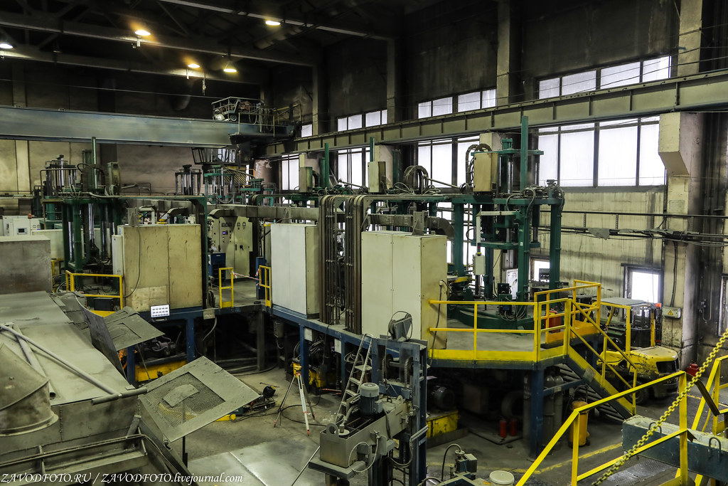 Как делают литые алюминиевые диски на заводе ЛМЗ «СКАД» 999A7690