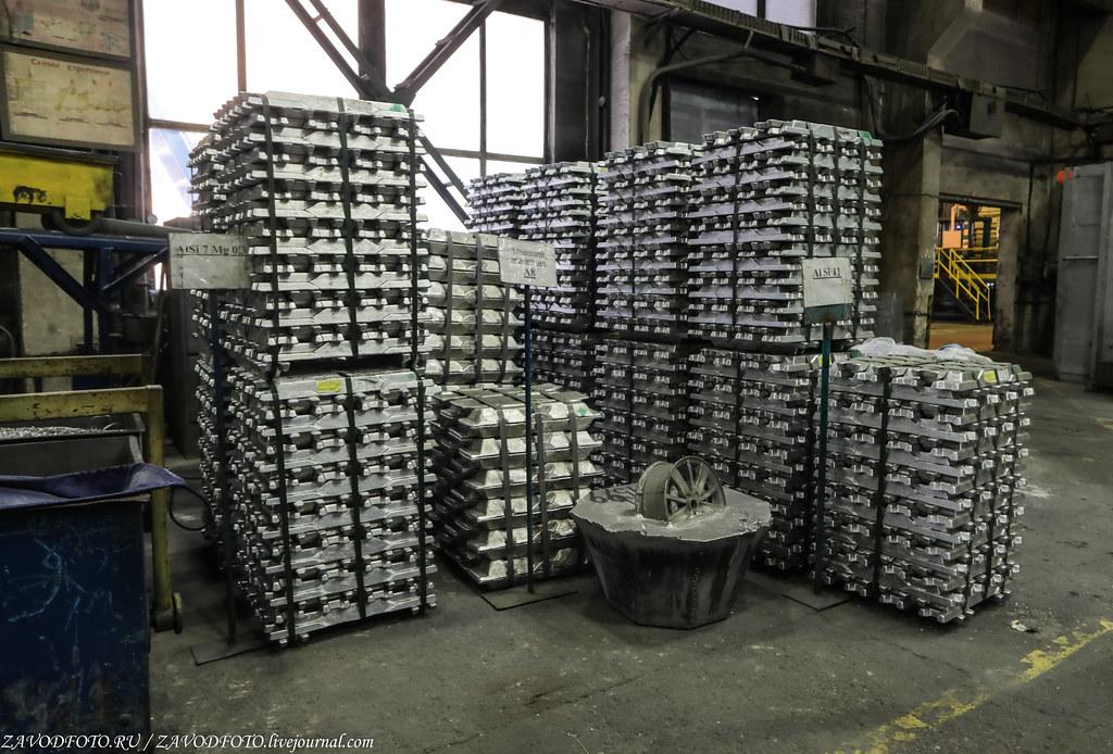 Как делают литые алюминиевые диски на заводе ЛМЗ «СКАД» 999A7518