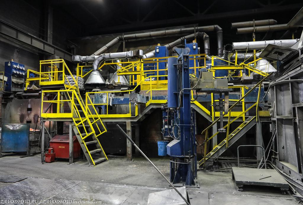 Как делают литые алюминиевые диски на заводе ЛМЗ «СКАД» 999A7492