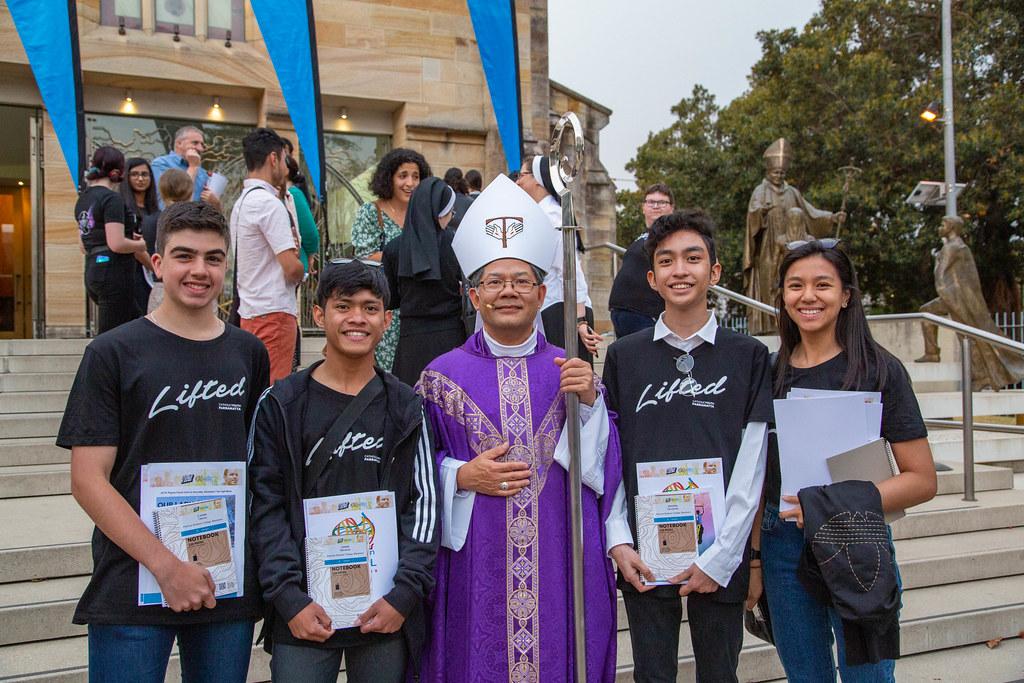 ACYF Perth 2019 Commissioning Mass (01.12.19)