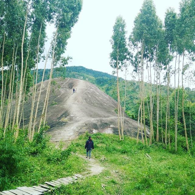 Phượt Đắk Lắk tìm đến Đá Voi YangTao 7
