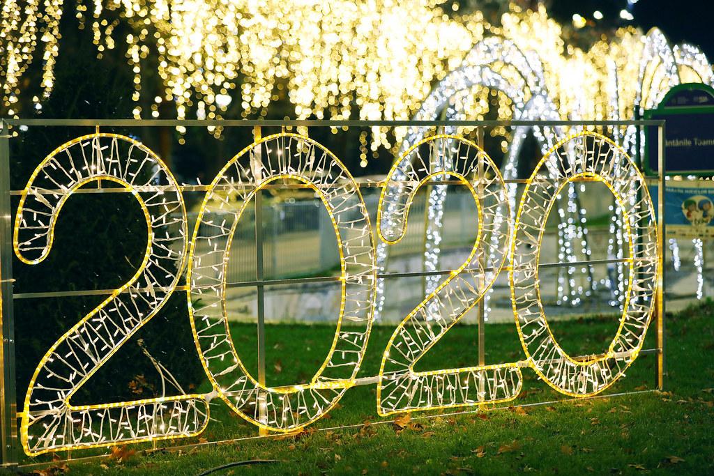 Christmas On Green Street 2020 2020 street lights in Bucharest for Christmas | ✅ Marco Verc