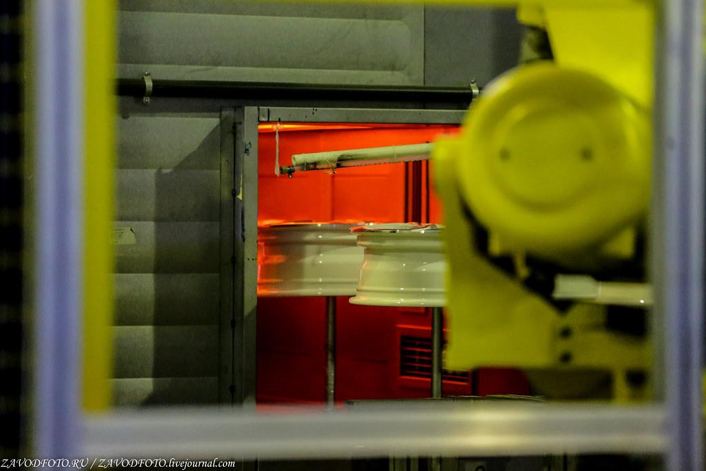 Как делают литые алюминиевые диски на заводе ЛМЗ «СКАД» IMG_5743