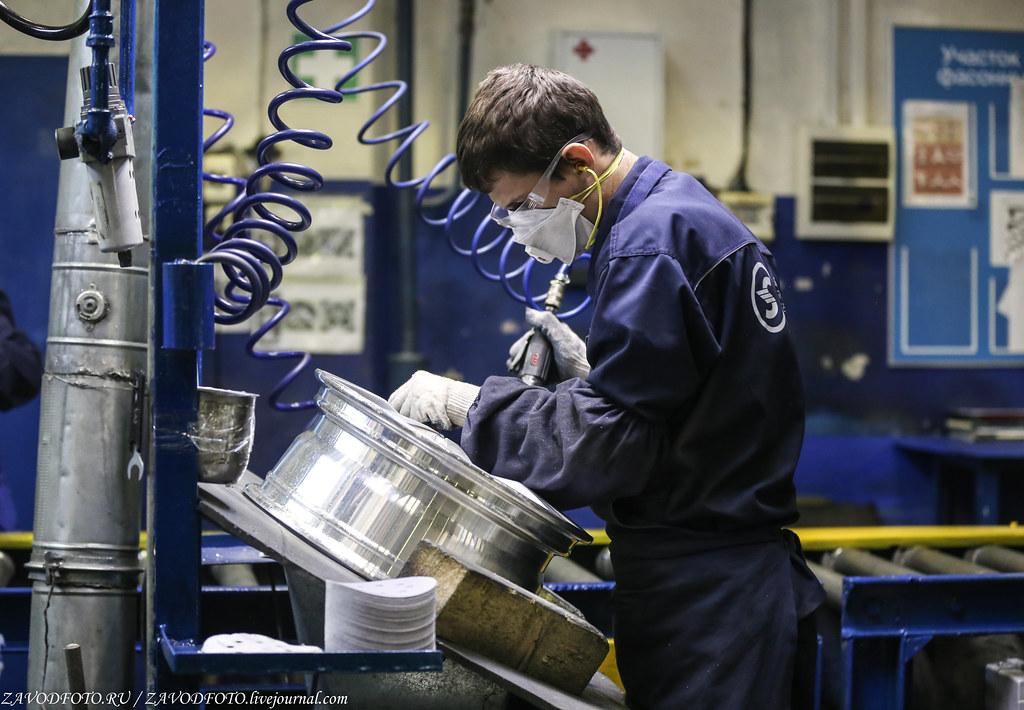 Как делают литые алюминиевые диски на заводе ЛМЗ «СКАД» IMG_5698
