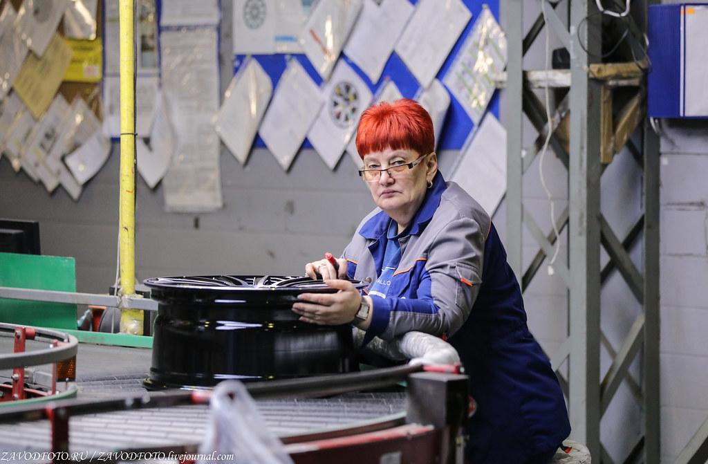 Как делают литые алюминиевые диски на заводе ЛМЗ «СКАД» IMG_5433