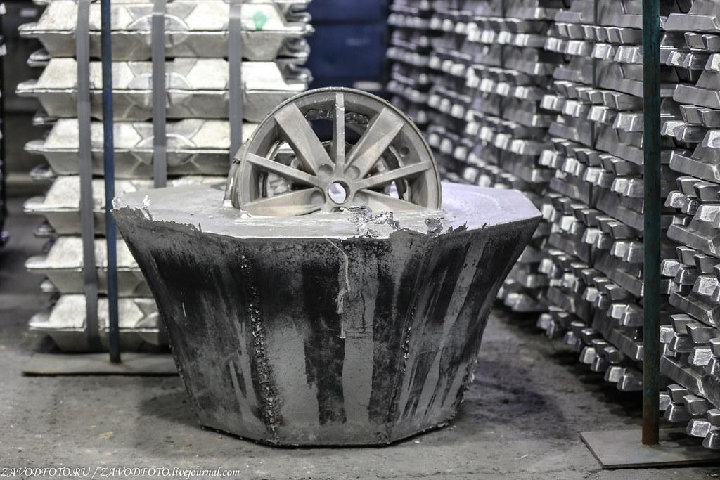 Как делают литые алюминиевые диски на заводе ЛМЗ «СКАД» IMG_5273