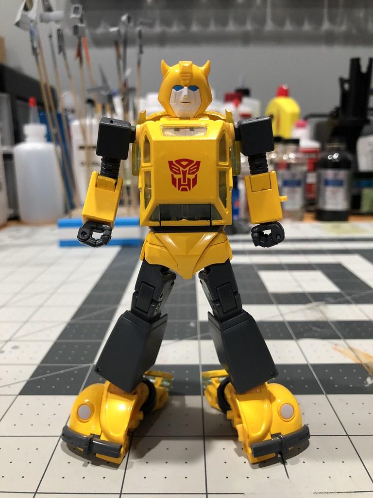 MP-45 Bumblebee 2.0