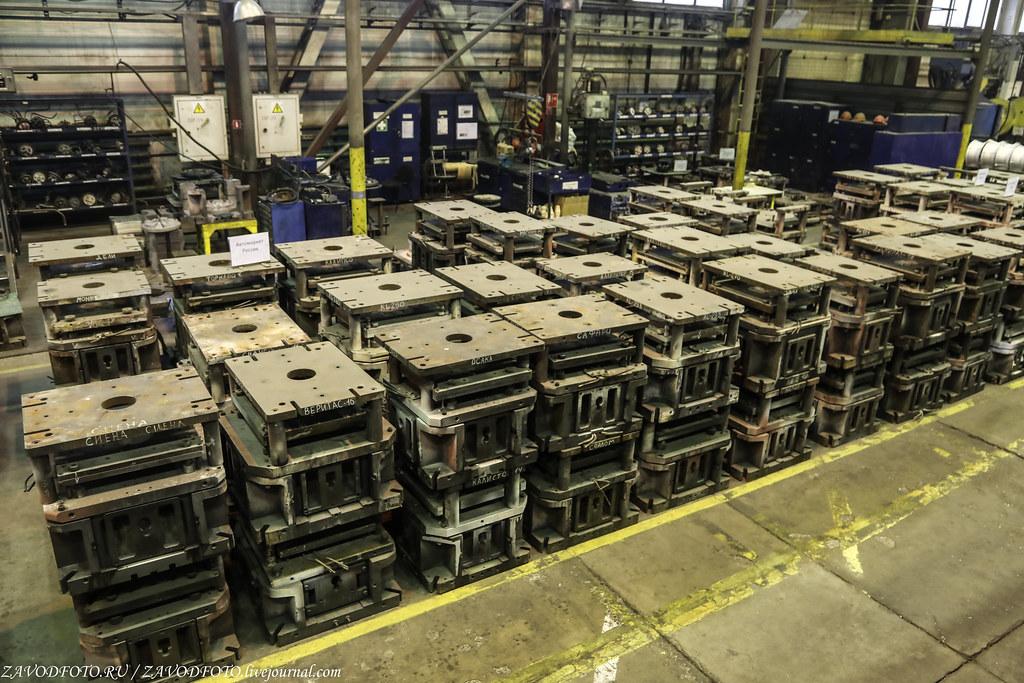 Как делают литые алюминиевые диски на заводе ЛМЗ «СКАД» 999A7948