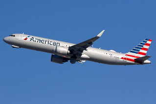 American Airlines | Airbus A321-200N | N406AN | Los Angeles International