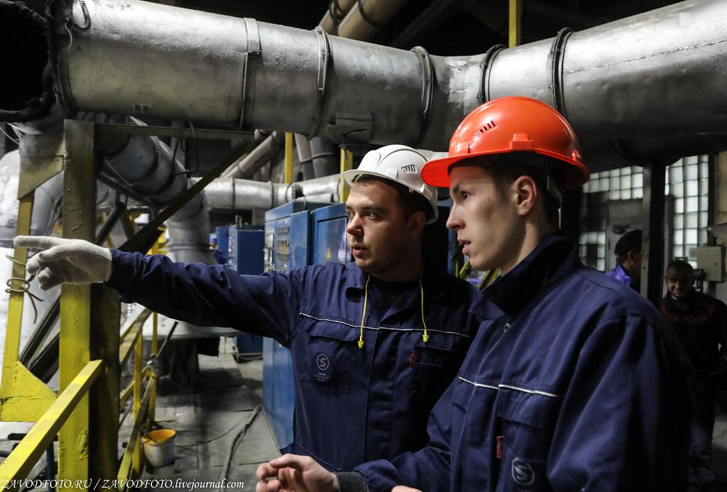 Как делают литые алюминиевые диски на заводе ЛМЗ «СКАД» 999A7711