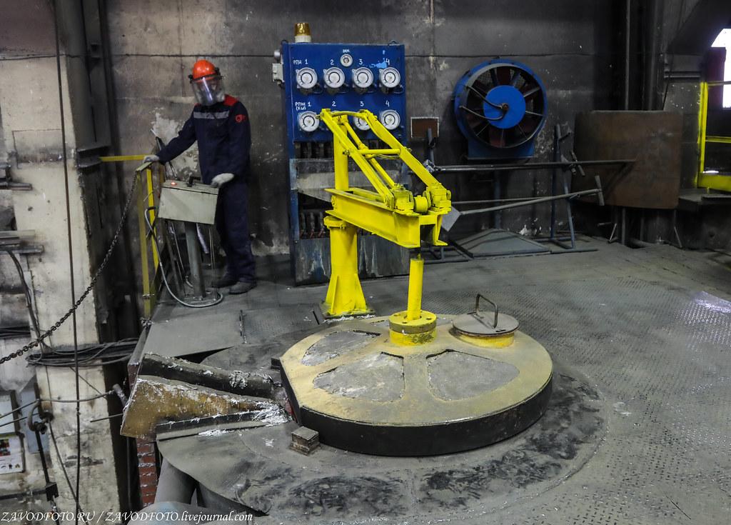 Как делают литые алюминиевые диски на заводе ЛМЗ «СКАД» 999A7583