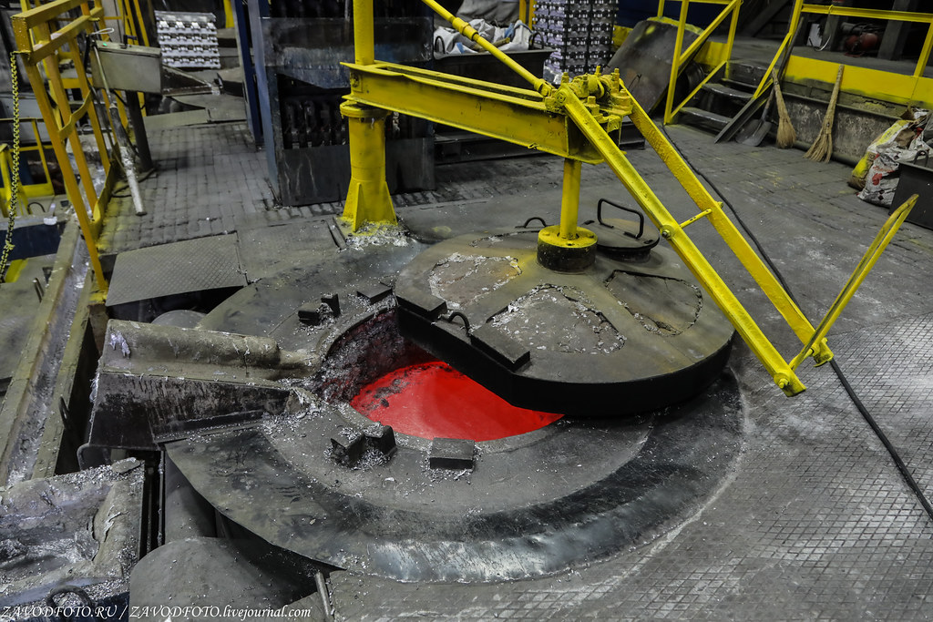 Как делают литые алюминиевые диски на заводе ЛМЗ «СКАД» 999A7553