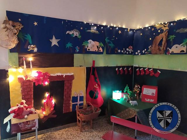 Christmas Time - Decoriamo la scuola