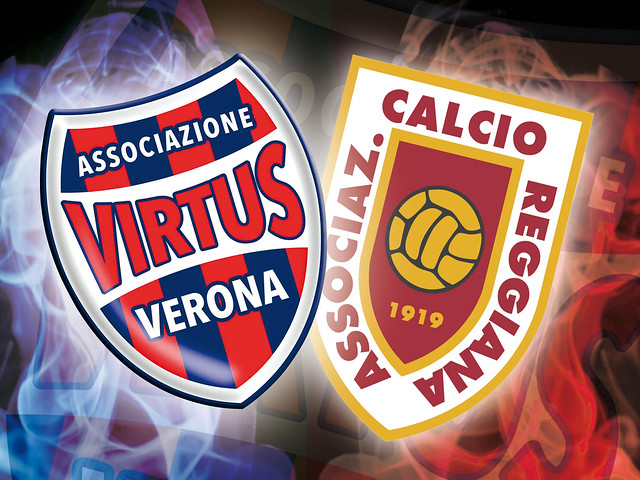 Virtus Verona-Reggio Audace 1-4 FINALE