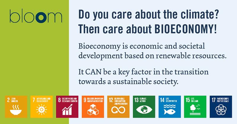 BLOOM BIOECONOMY campaign