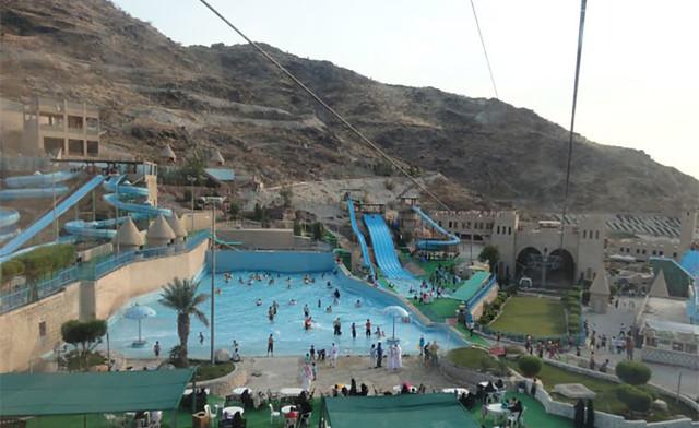 3687 Taif Water Park – a hidden treasure for Family Entertainment in Saudi Arabia 01