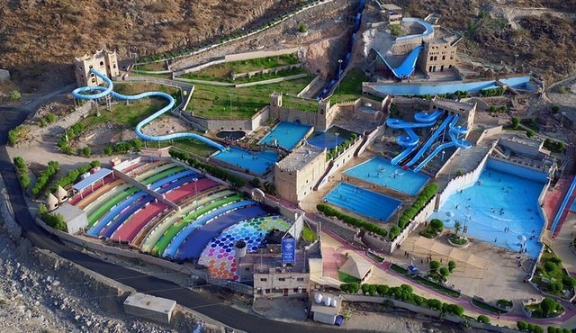 3687 Taif Water Park – a hidden treasure for Family Entertainment in Saudi Arabia 00