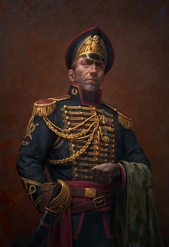 Комиссар-полковник Ибрам Гаунт