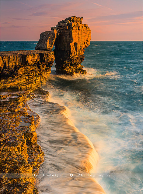 Pulpit Rock - Dorset - England