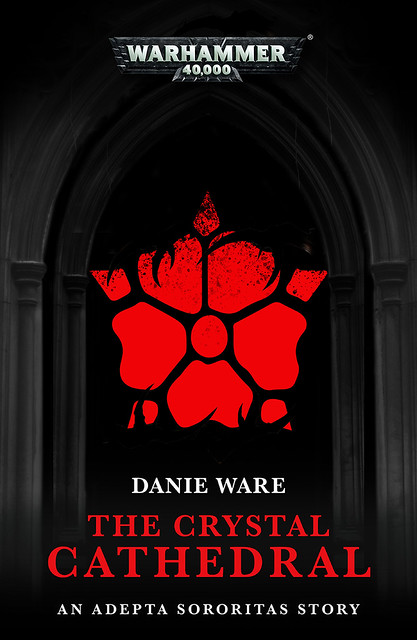 Дэни Уэр «Стеклянный собор»   The Crystal Cathedral, Danie Ware